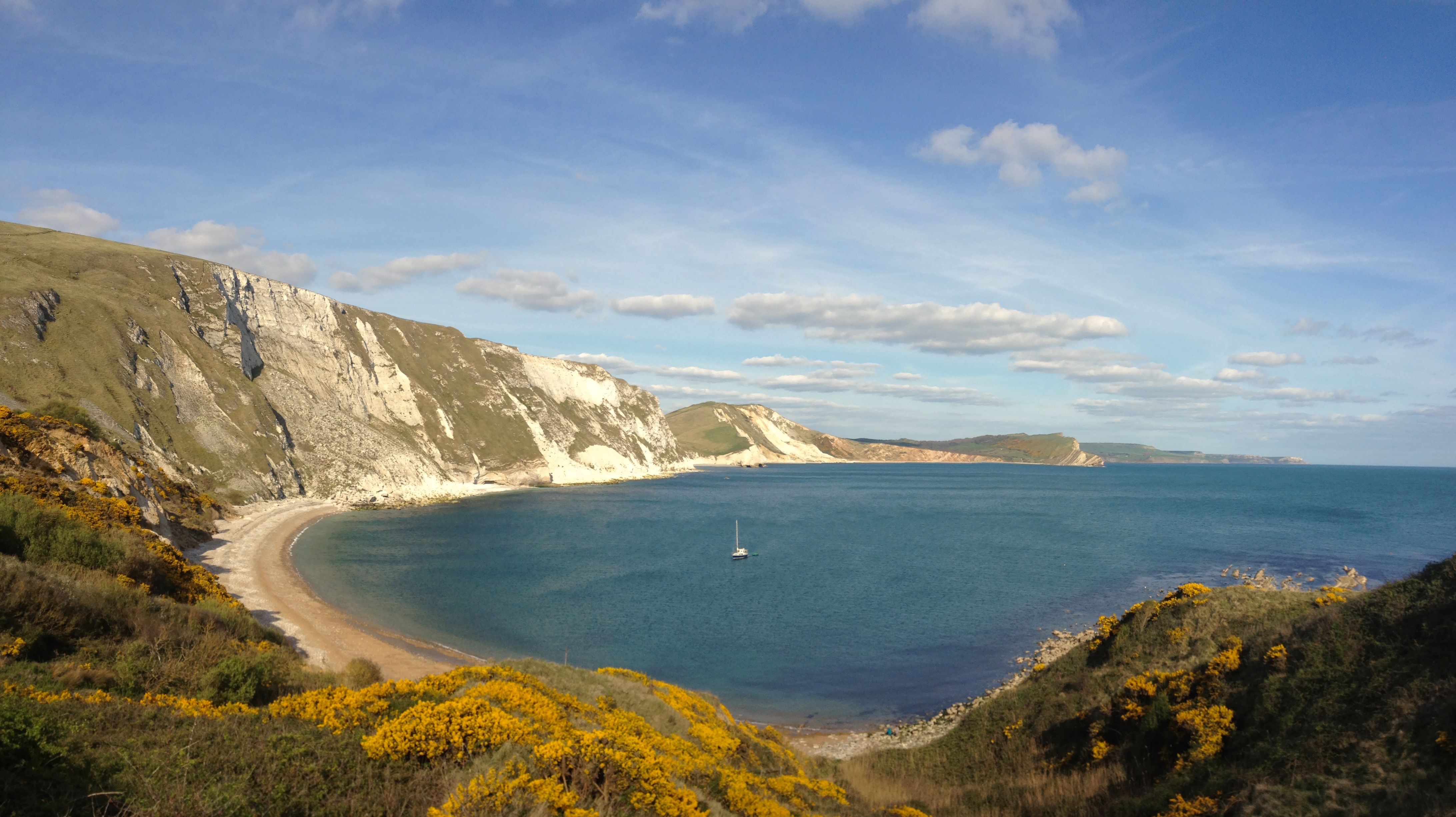 The Pink House Lulworth holiday home accommodation